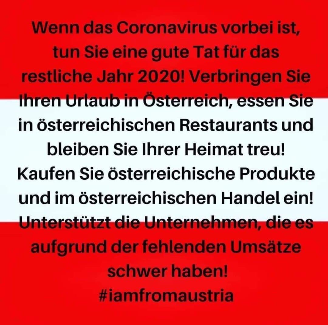 Bleib Österreich treu