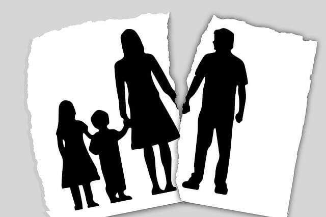 Kein Besuchsrecht für Scheidungskinder