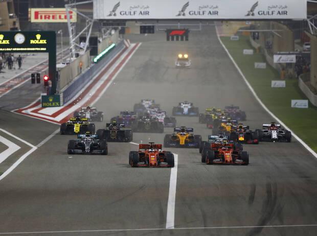 F1: Rennen in Bahrain und Vietnam ebenso verschoben!