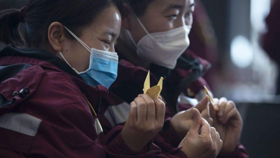 China meldete erneut keine Inlandsansteckung