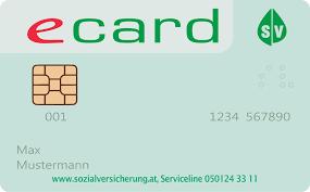 Übergangsfrist für neue E-Card verlängert