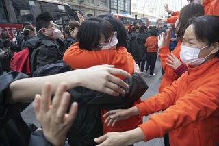 Wieder keine Neuinfizierten in China