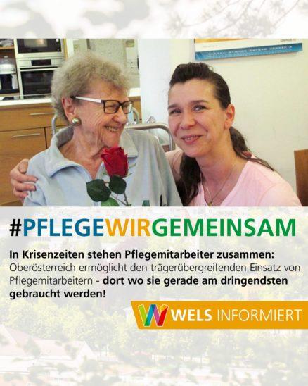 Pflege in Wels