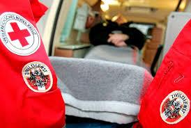 1400 Ex-Zivis helfen aus, Rotes Kreuz vermittelt Kräfte