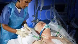Erster infizierter Arzt in Frankreich gestorben