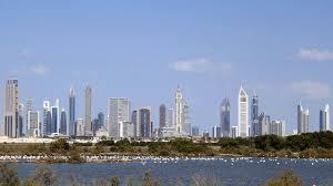 Arabische Emirate schotten sich ab