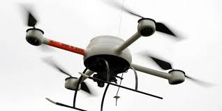 Überwachung mit Drohnen