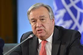 Guterres fordert sofortigen weltweiten Waffenstillstand