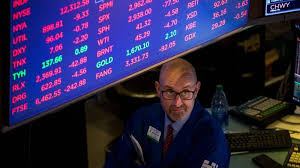 Dow Jones verliert 3,13 Prozent