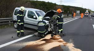 Verkehrsunfälle sinken und dennoch ist Vorsicht geboten