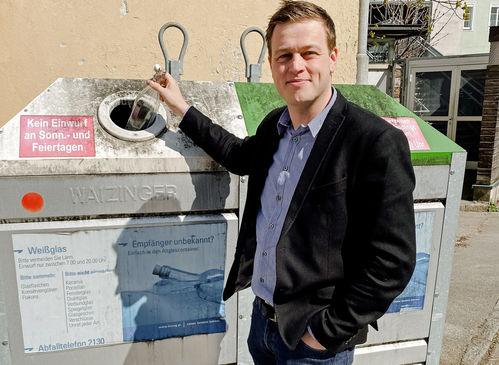 """ltstoffsammelzentren werden schrittweise wieder in den Vollbetrieb gehen Oö. Abfallwirtschaft als Herzstück der Daseinsvorsorge und Krisenbewältigung – """"Danke an die Müllabfuhr!"""""""