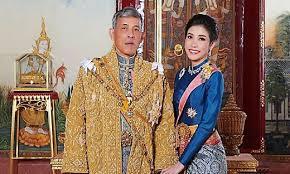 Thailands König urlaubt in Bayern
