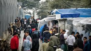 EU bittet Griechenand um Verlegung von Flüchtlingen