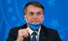 "Brasiliens Präsident Bolsonaro hält Virus für ""Fantasie"""
