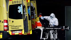 Spanien: Mehr Todesopfer als China