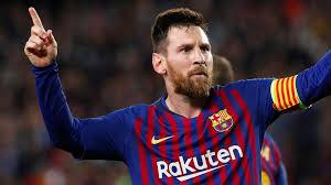 Messi spendete Geld an zwei Krankenhäuser
