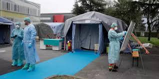 Lombardei meldete geringere Zahl von Infektionen