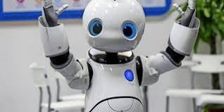 Roboter überwacht Ausgangsbeschränkungen