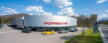 Kurzarbeit bei Porsche Salzburg