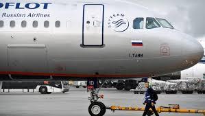 Russland setzt Flugbetrieb aus