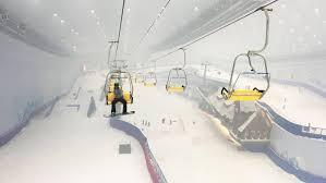 China öffnet wieder die Ski-Hallen