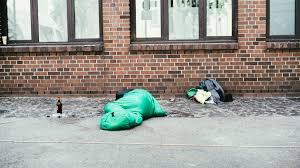Menschenrechtsinstitut: Schlimme Lage für Obdachlose