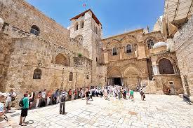 Grabeskirche in Jerusalem geschlossen