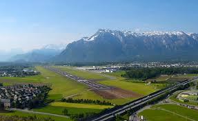 Flughafen Salzburg fährt Betrieb auf Stand-by runter