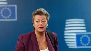 EU-Kommissarin hofft auf baldige Umsiedlung von Flüchtlingskindern