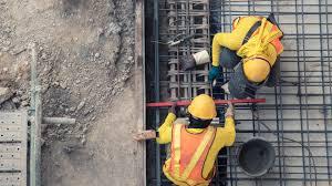 Bauarbeiter dürfen unter Auflagen wieder auf die Baustellen