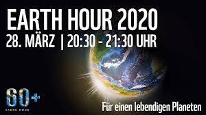 """Earth Hour"" 2020 - Licht aus am 28. März"