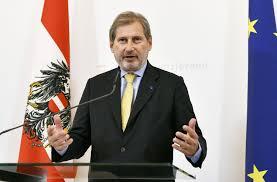 EU-Kommisar Hahn sieht keine Gefahr für neue Eurokrise