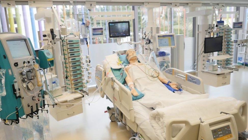 Schwerkranke Patienten lange auf Intensivstationen