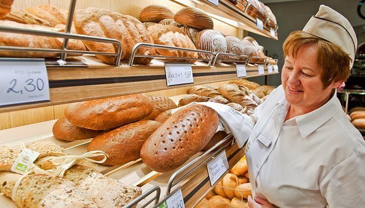 Bäcker appellieren, beim Kleingewerbe einzukaufen