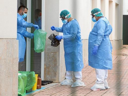 Zahl der Infizierten in Spanien höher als in China