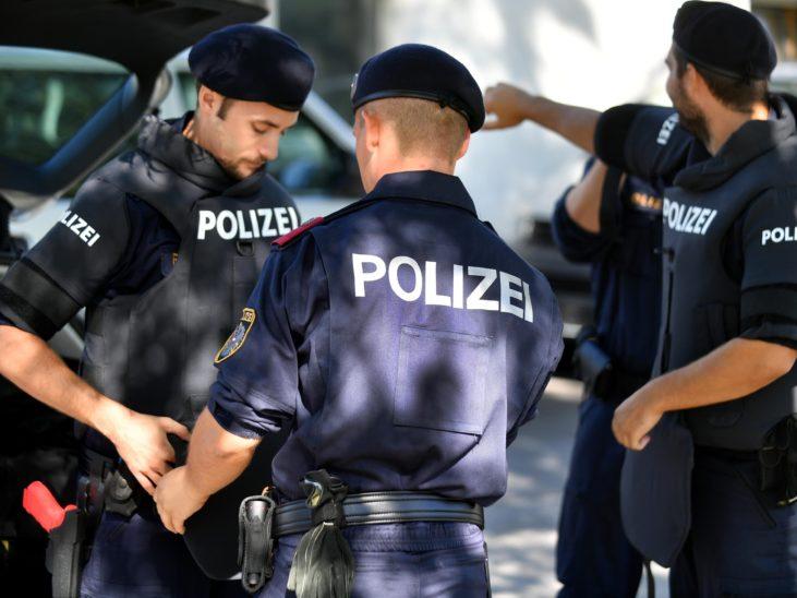 Bereits 101 Polizisten in Österreich infiziert