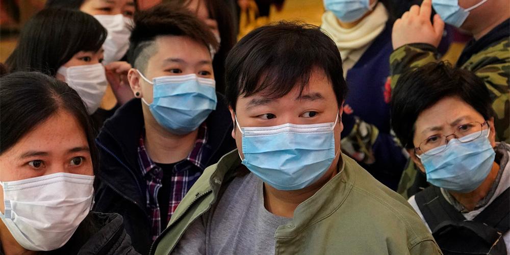 Weltgesundheitsorganisation gegen allgemeines Mundschutztragen