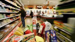 Handelsketten dürfen nur Waren zur Grundversorgung verkaufen