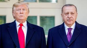 Trump und Erdogan beraten über Coronakrise