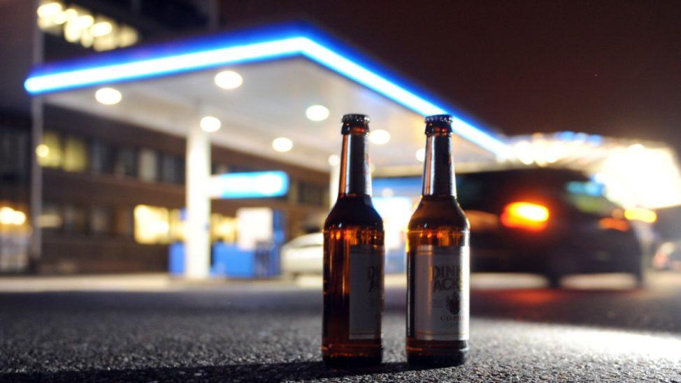 Australien limitiert Alkoholverkauf