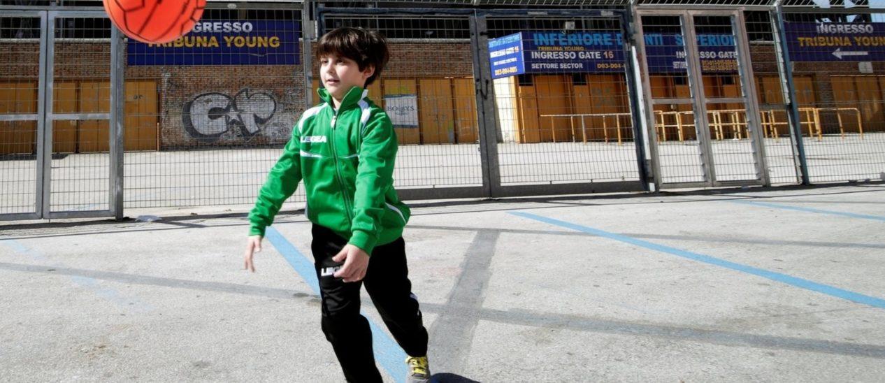 Italien lockert Ausgangssperre für Kinder
