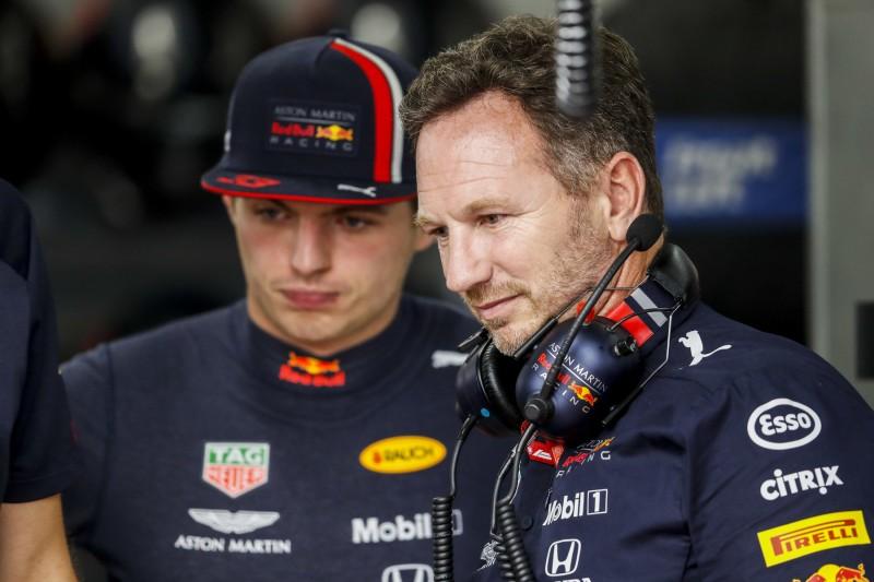 "Red-Bull Teamchef: Markos Corona-Pläne ""unbedacht"""