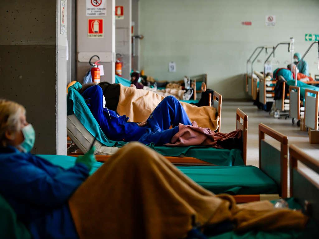 Weniger Neuinfizierte in Italien, Kritik vom UNO-General