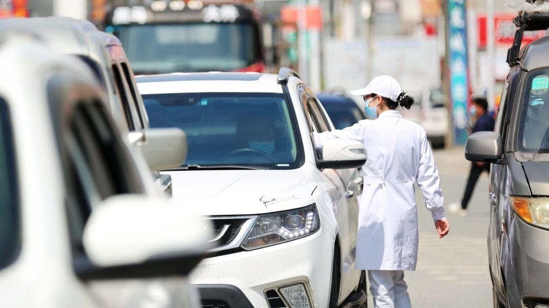 Neue Zählweise in China: Infizierten-Zahl steigt
