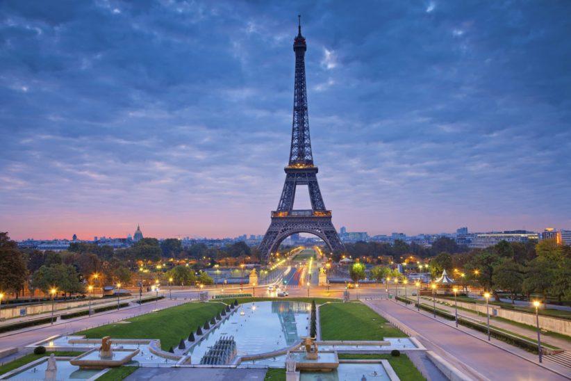 Spitäler in Paris sind überlastet