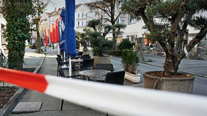 Einschränkungen in Deutschland bleiben