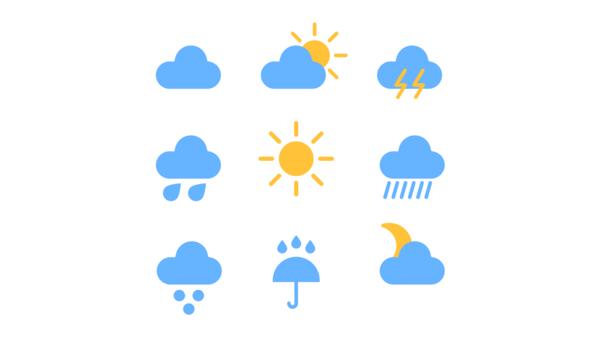 Herausforderung für Wettervorhersagen