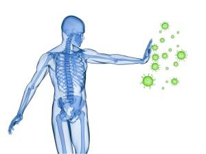 Nach Infektion wahrscheinlich immun
