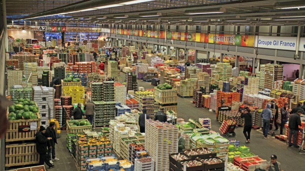 Lebensmittel-Großmarkt muss Särge aufnehmen