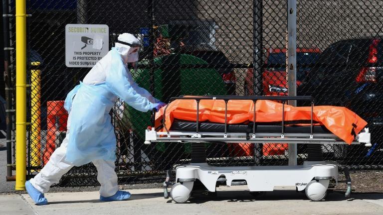 USA mit weltweiter Rekordzahl von Toten an einem Tag